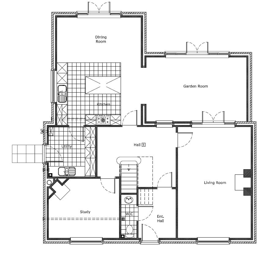 Single bed plans drawings woodworktips for Architecture design a house