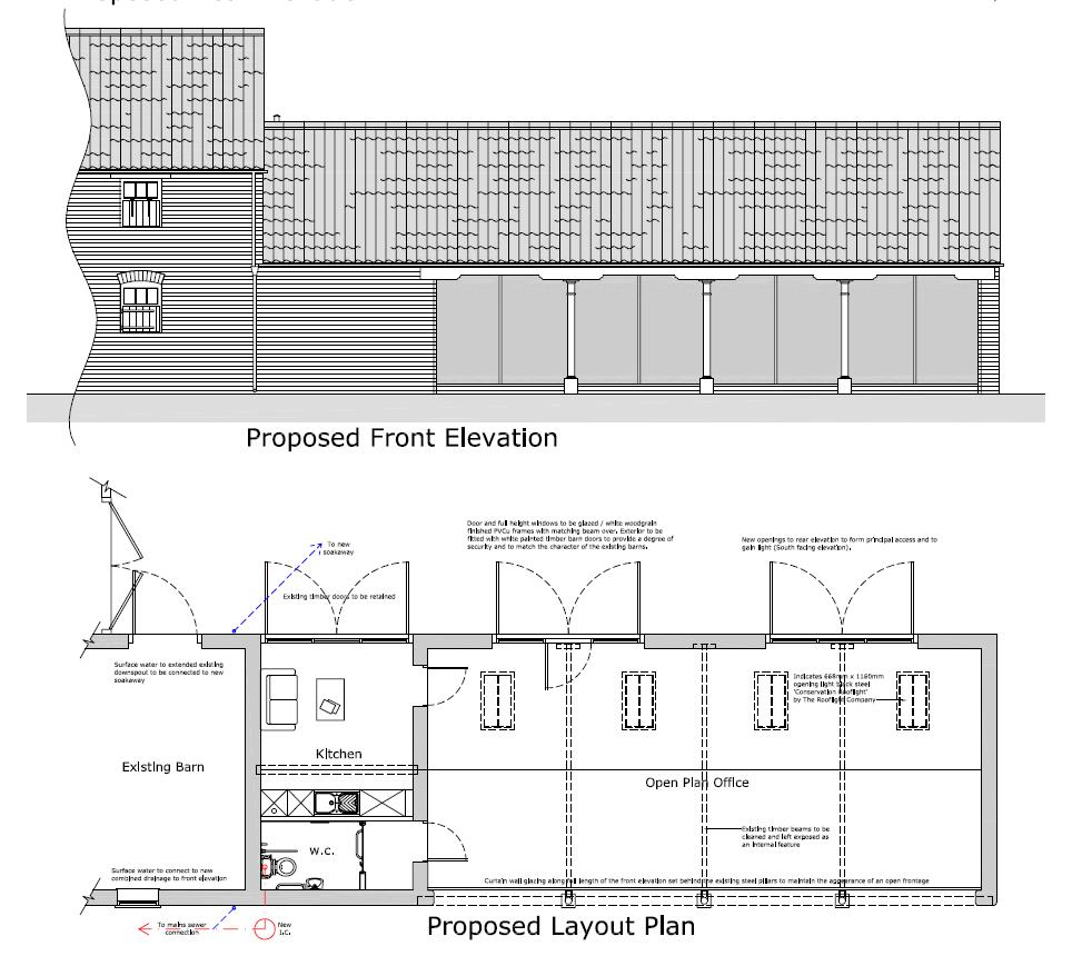 Plan To Elevation Converter : Front elevation of church joy studio design gallery