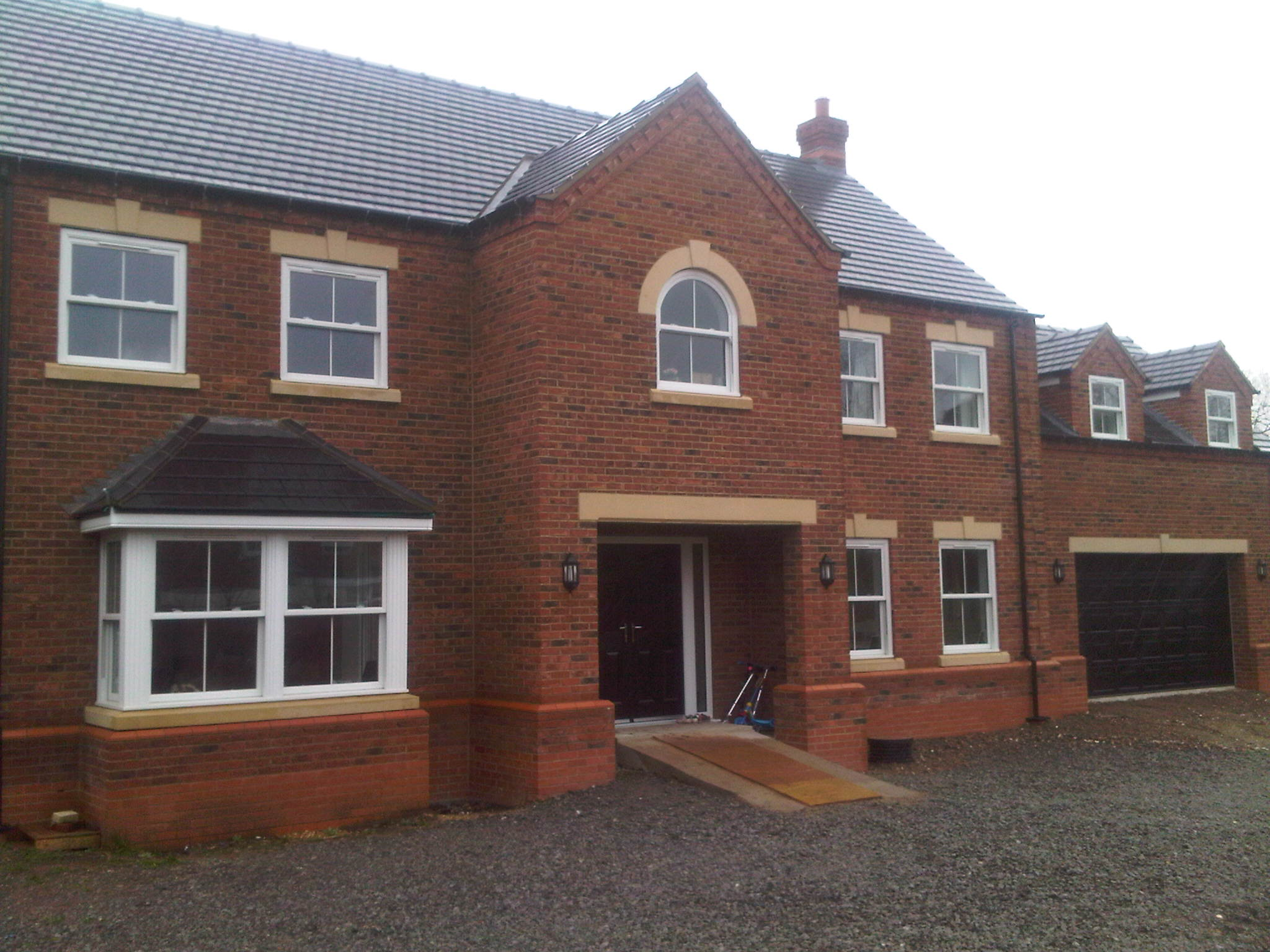 Architect services for new house in louth grimsby for Home design 6