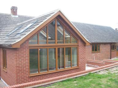 Designqube planning design advice for home extensions in lincolnshire - Bungalow extension designs ...